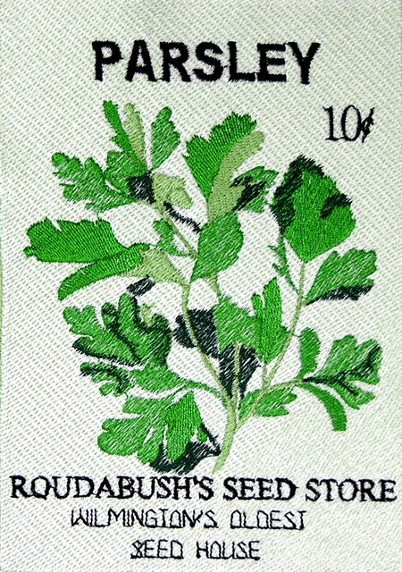 BFC0497 Seed Packets - Herbs 05