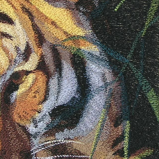 BFC0528 Window-The Tiger