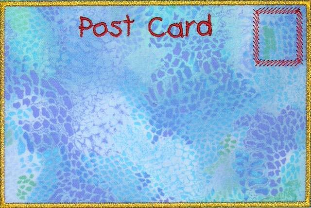 BFC0556 Photo Postcards