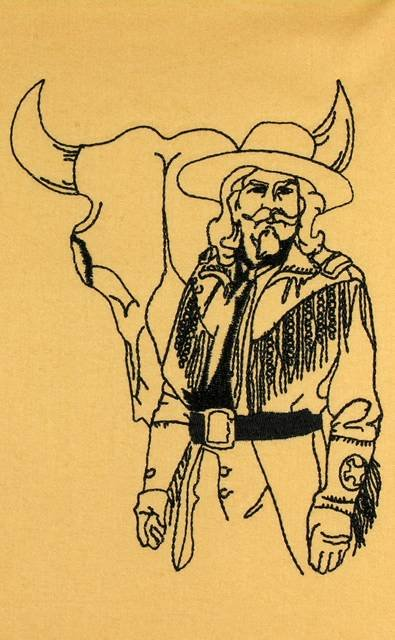 BFC0671 Western Sketches