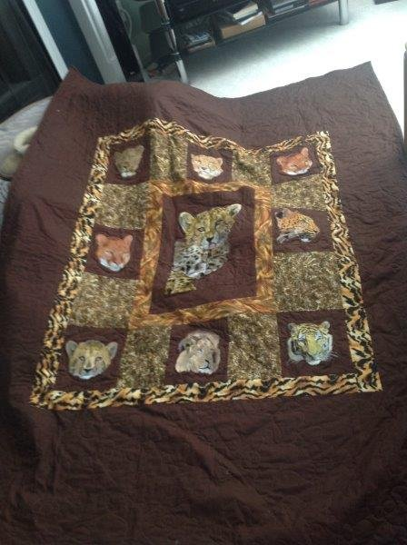 Inspiration: 2015 BFC Quilting Contest