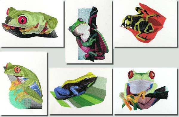 BFC0902 Frogs
