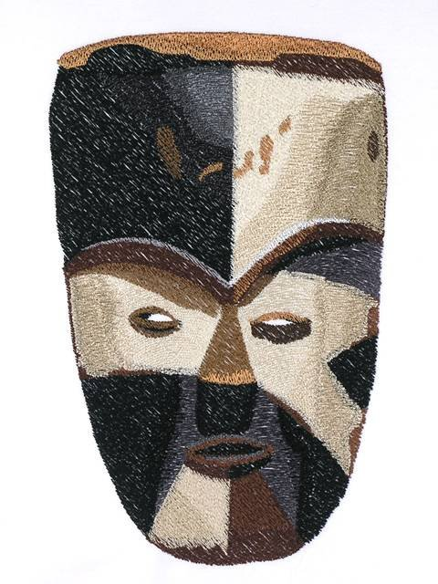 BFC0988 African Masks and Art