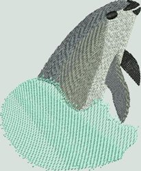BFC1443 Endangered Species Series - Vaquita