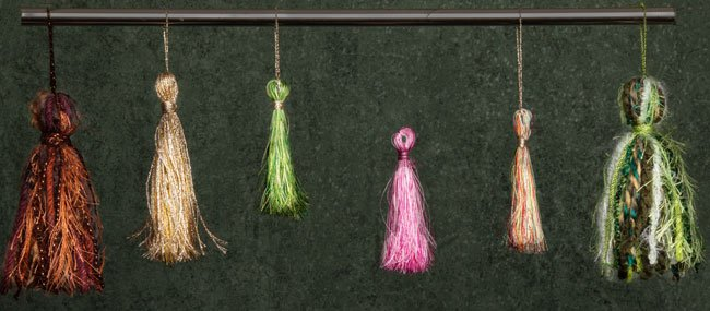 Tutorial: Making Tassels
